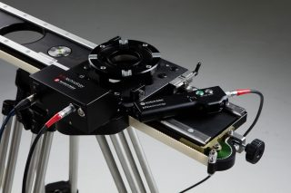 Motorised slider