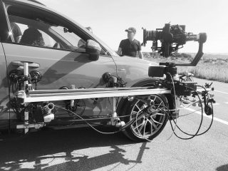 Motorised Slider