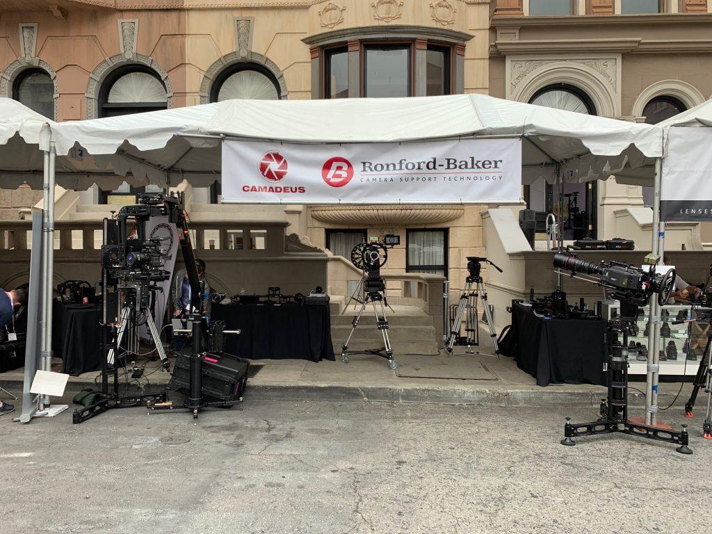 Cine Gear 2019 Stand