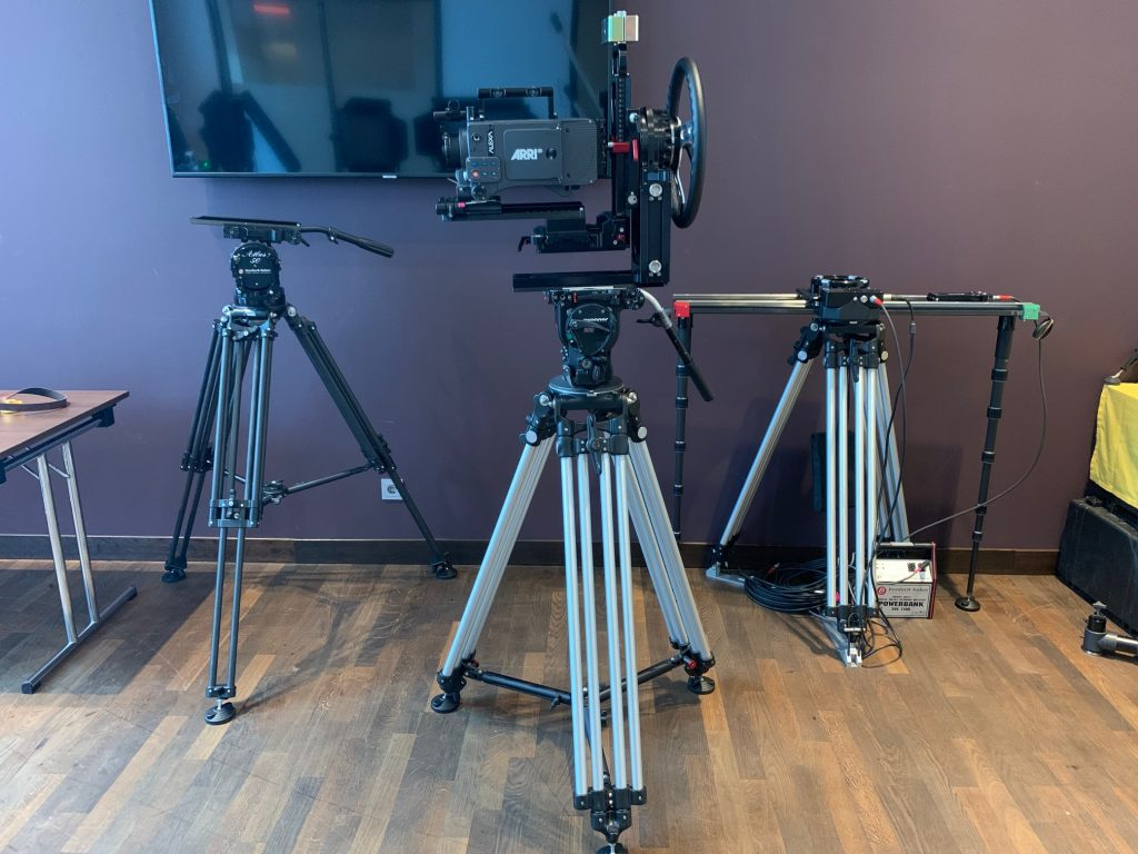 Atlas Heads, Tripods and Sliders