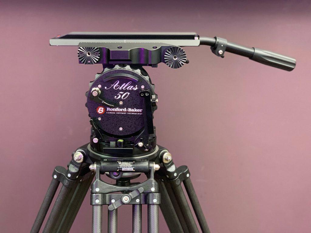 Atlas 50S Fluid Head