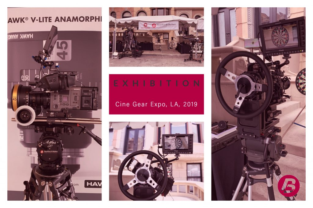 Cine Gear Expo, LA, 2019