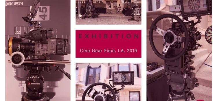 Cine Gear Expo, LA, 2019